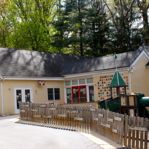 Our charming schoolhouse has welcomed generations of Mainline families.
