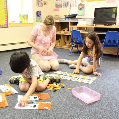 Our dedicated teachers are experienced, certified, and trained in early education.