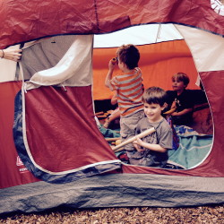 Summer camp at Gateway offers children thrilling opportunities to explore new spaces.